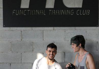 Rozgrzewka przed treningiem